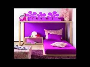 chambres a coucher pour filles bedrooms for With stickers chevaux pour chambre fille
