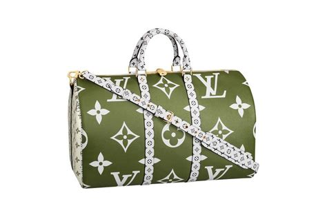 louis vuitton summer  bag collection images hypebeast