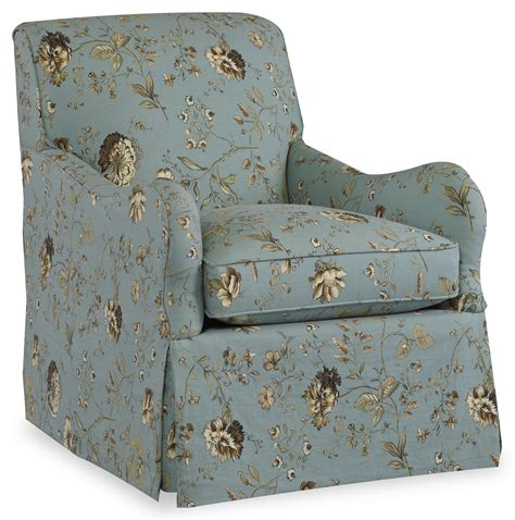sam ceira traditional swivel glider with waterfall