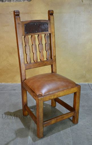 spanish colonial chair traditional mexican chair demejico