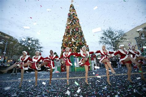 Every holiday event happening in Orlando through December