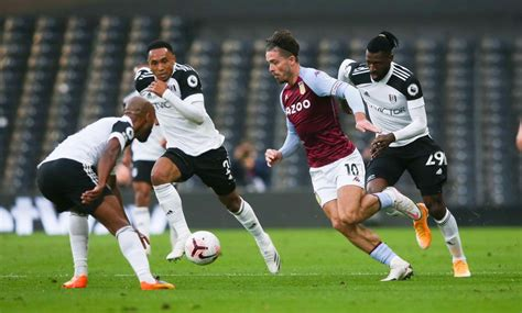 Fulham FC - Fulham 0-3 Aston Villa