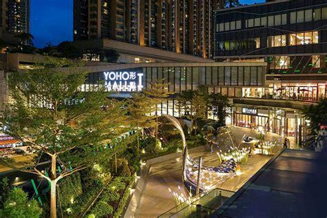 yoho mall sun hung kai properties