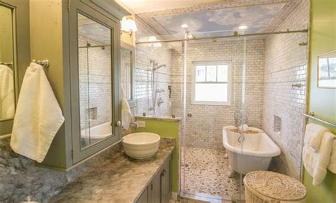 Extra Large Floor Mirror by How You Can Make The Tub Shower Combo Work For Your Bathroom