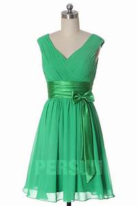 reference couleur pour votre robe habillee chez persun With robe verte mariage