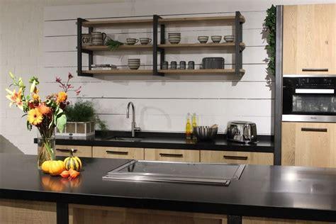 industriele keuken showroom industri 235 le keukens gerard hempen handgemaakte keukens