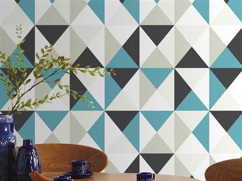 papier peint vinyl cuisine papier peint vinyle expansé intissé motif géométrique 10
