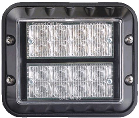 signalisation sonore  lumineuse pour vehicules prioritaires