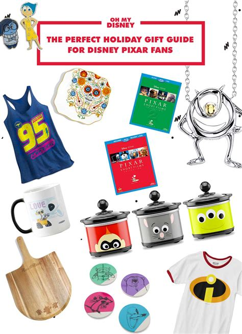 gifts for disney fans the perfect holiday gift guide for disney pixar fans oh