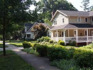 Urban Neighborhoods Charlotte NC