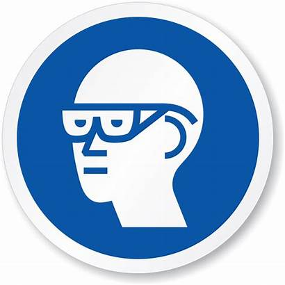 Safety Protection Eye Ppe Sign Signs Wear