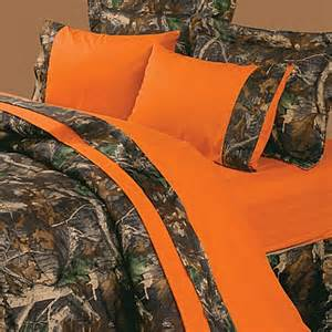 buy oak camo 4 piece king sheet set from bed bath beyond