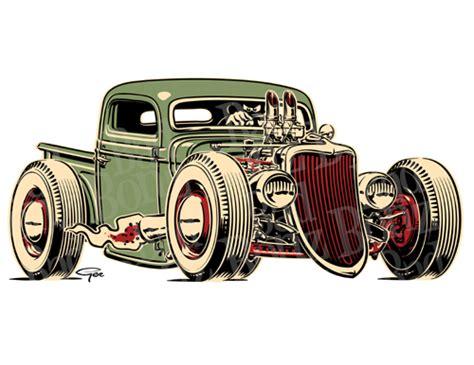 1935 Ford Rat Truck