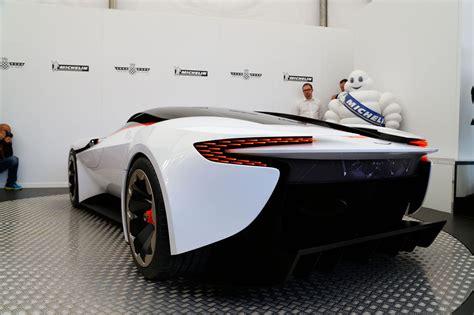 Aston Martin Dp 100 Vision Gran Turismo La Supercar