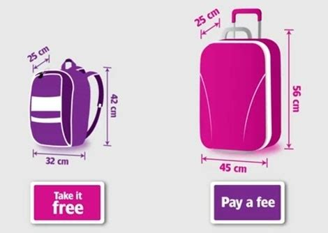 wizz large cabin bag wizz air