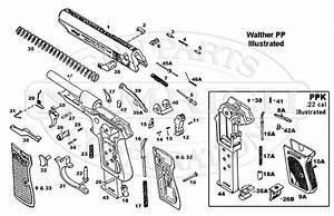 Walther Spare Parts