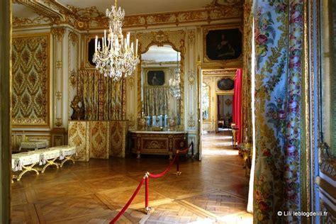 chambre du roi versailles écouvrir le château de versailles le de lili