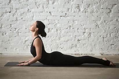 Yoga Cobra Pose Bikram Bhujangasana Poses Asana