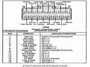 Car Audio Wiring Diagrams Ford