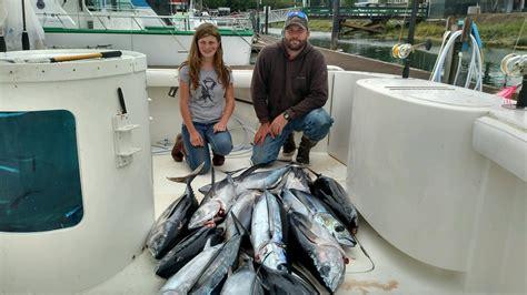 Bloody Decks Fishing Report Washington ilwaco washington charter fishing fishing reports