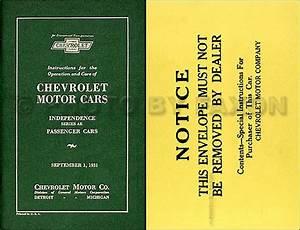 1931 Chevrolet Car  Pickup  U0026 Truck Repair Shop Manual Reprint