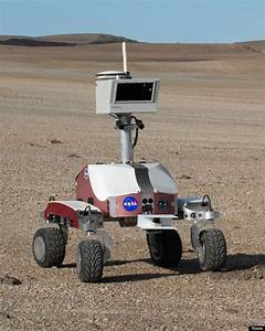 Nasa Rover On Earth Controlled By Astronaut In Space For ...