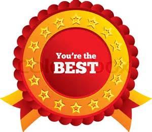 du bist der beste sprüche du bist das beste symbol kunde award symbol vektorgrafik colourbox