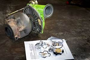 How To Rebuild A 7 3l Gtp38 Turbo