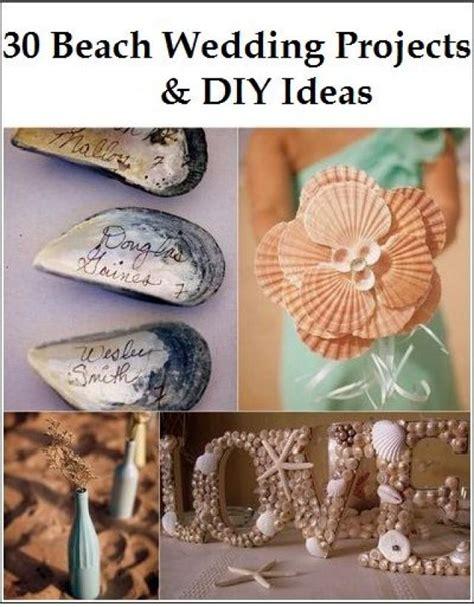 strand themed hochzeit diy projekte inspiration