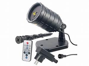 lunartec star shower laser projektor mit sternenregen With französischer balkon mit laser projektor garten test