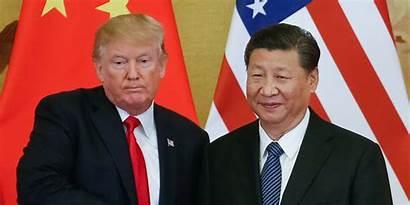 China President Xi Trump War Chinese Coronavirus
