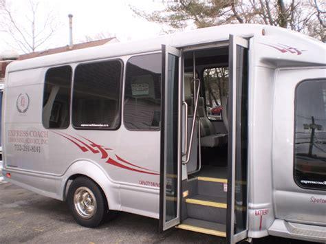 Coach Limousine Service by Limo Coach Shuttle Express Coach Limousine Service