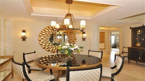 dining room wall decor ideas  mirror youtube