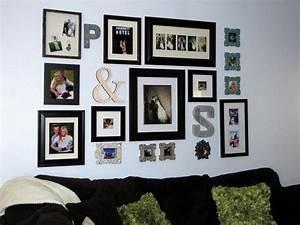 Leere Bilderrahmen Dekorieren : fotowand gestalten oder wie man mit familienbildern dekoriert vintage tafel pinterest ~ Markanthonyermac.com Haus und Dekorationen
