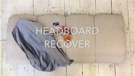 Cozy Design Recover Headboard Architecture