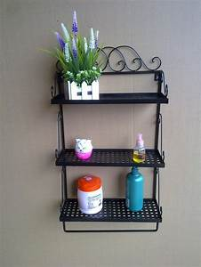 30 Fantastic Bathroom Racks And Shelves eyagci com