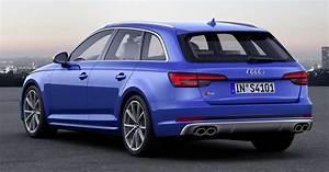Audi S4 B9 : b9 audi s4 avant revealed 354 hp 500 nm estate ~ Jslefanu.com Haus und Dekorationen