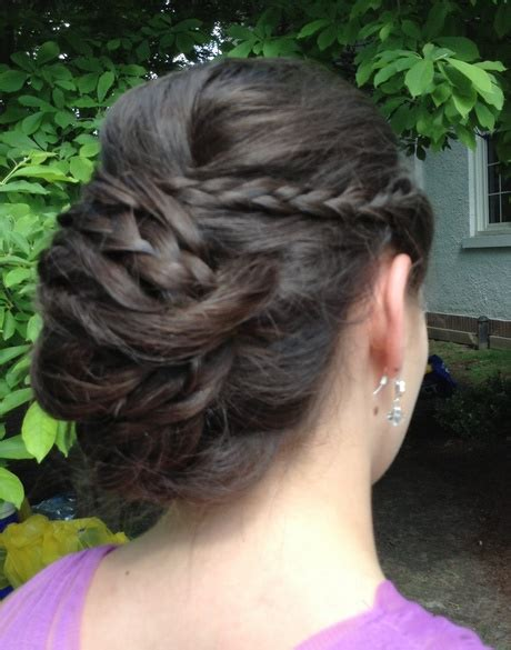 Grad Updo Hairstyles by Updo Hairstyles For Graduation