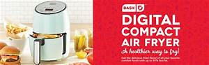 Mua Dash Compact Electric Air Fryer   Oven Cooker With