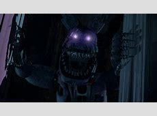 FNaF SFM Nightmare Bonnie's gotcha by TemZilla on