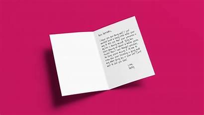 Card Greeting Open Start Ways Write Re