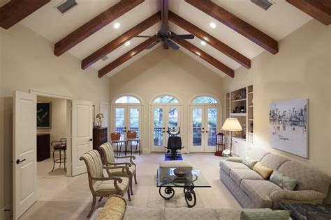 vaulted kitchen ceiling ideas 10826 roaring brook ln houston tx 77024 har