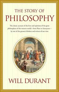 The Story Of Philosophy By Will Durant  William James