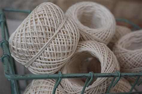 ficelle de coton 233 cru rue des ficelles