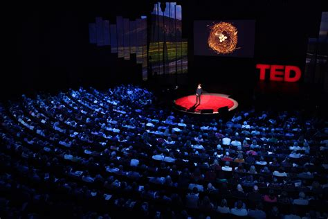 Opening night of TED 2016: Dream conference broadcast live ...