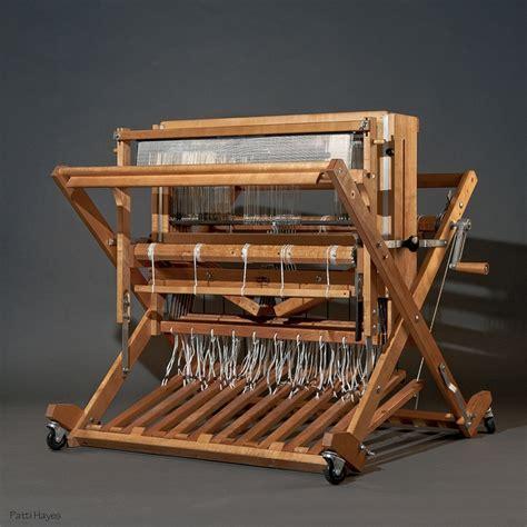 weaving looms images  pinterest weaving
