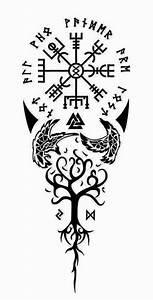 Dessin Symbole Viking : pin by jason bean on tattoo ideas pinterest tatouage tatouage viking and dessin tatouage ~ Nature-et-papiers.com Idées de Décoration