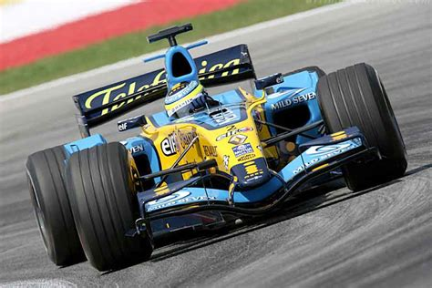 Renault R26 by Renault R26 The Car That Won The Last Title For The
