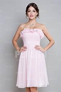 robe pastel courte pour mariage en mousseline persunfr With robes courtes pour mariage