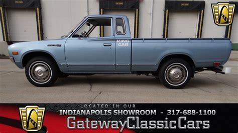 Datsun King Cab by 1979 Datsun King Cab 681 Ndy Gateway Classic Cars